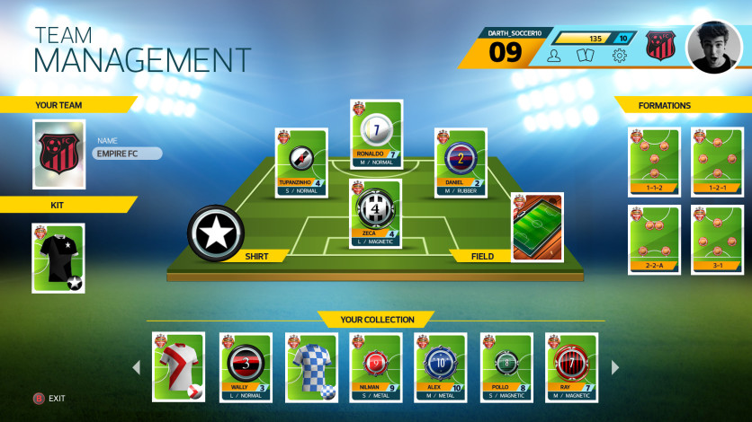 Screenshot 4 - Super Button Soccer