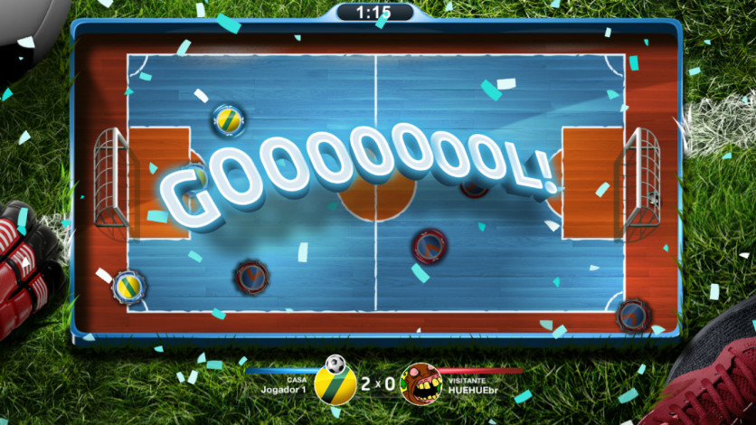 Screenshot 7 - Super Button Soccer