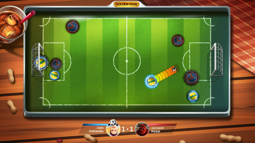 Screenshot 5 - Super Button Soccer