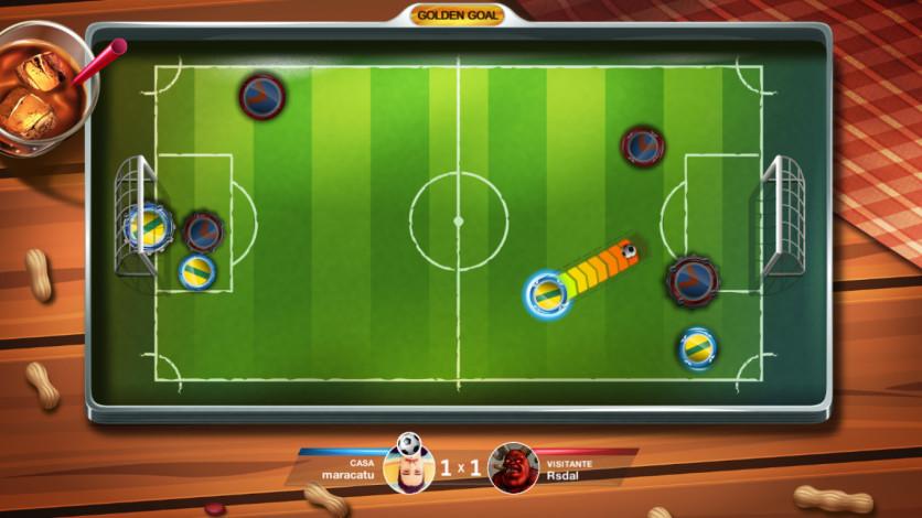 Screenshot 5 - Super Button Soccer