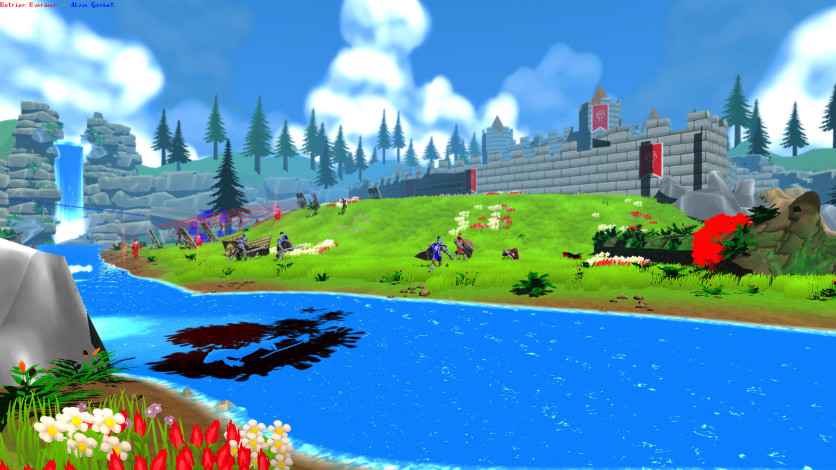 Screenshot 4 - Warriors & Castles