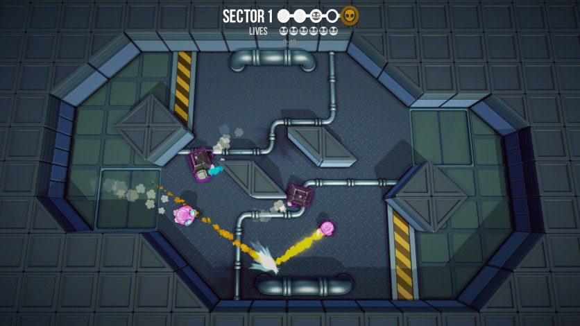 Screenshot 8 - Rocket Fist