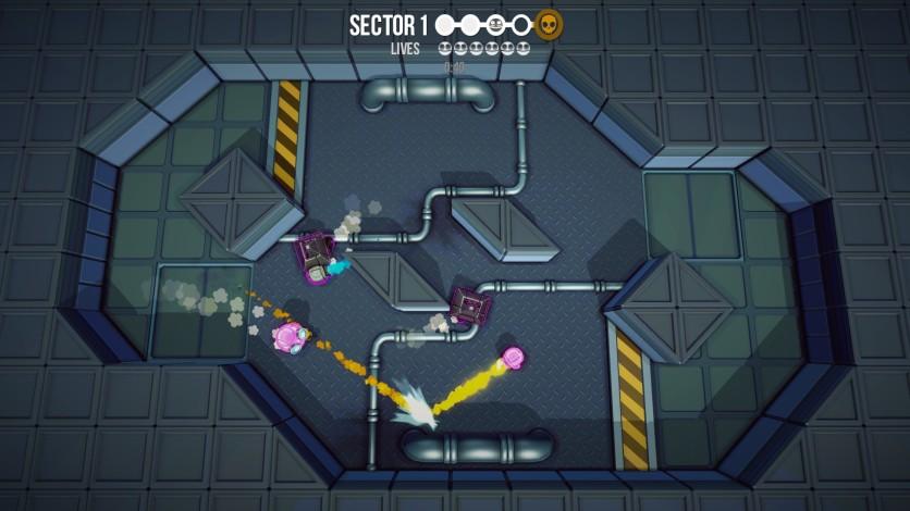 Screenshot 8 - Rocket Fist