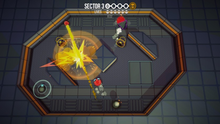 Screenshot 7 - Rocket Fist