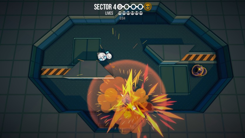 Screenshot 10 - Rocket Fist