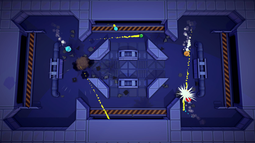 Screenshot 5 - Rocket Fist