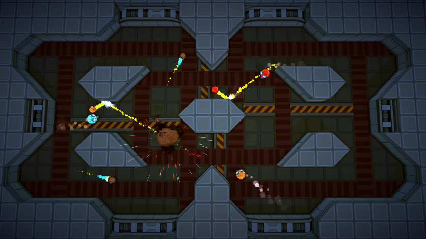 Screenshot 4 - Rocket Fist