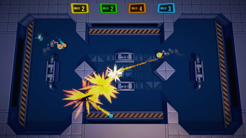 Screenshot 2 - Rocket Fist