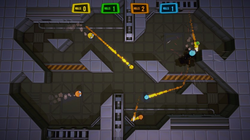 Screenshot 3 - Rocket Fist