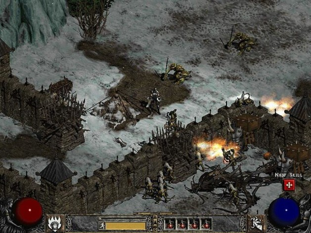 Screenshot 6 - Diablo 2: Gold Edition