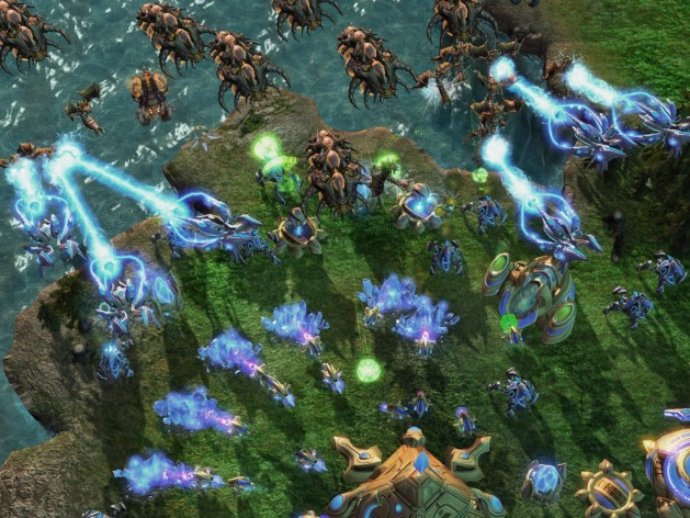Screenshot 5 - Starcraft 2: Trilogy