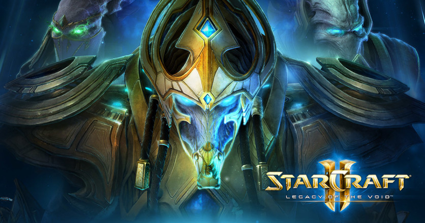 Screenshot 6 - Starcraft 2: Trilogy
