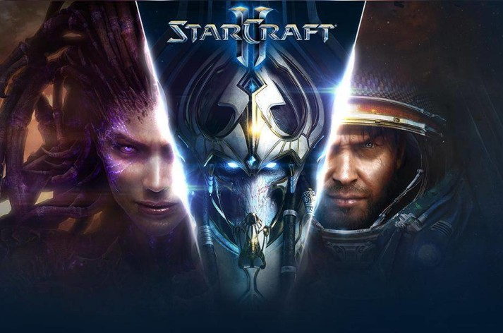 Screenshot 1 - Starcraft 2: Trilogy