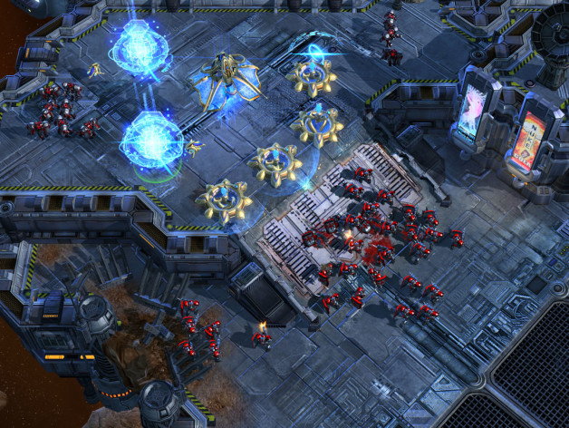 Screenshot 3 - Starcraft 2: Trilogy