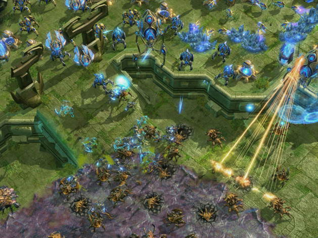 Screenshot 4 - Starcraft 2: Trilogy