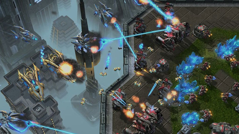 Screenshot 2 - Starcraft 2: Trilogy
