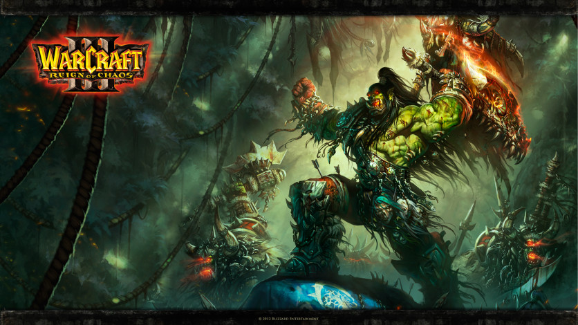 Screenshot 1 - Warcraft 3: Battle Chest