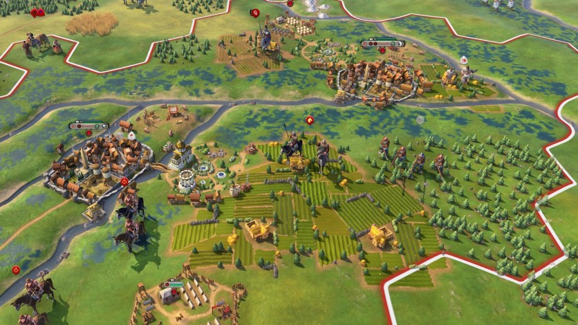 Screenshot 4 - Sid Meier's Civilization VI - Poland Civilization & Scenario Pack