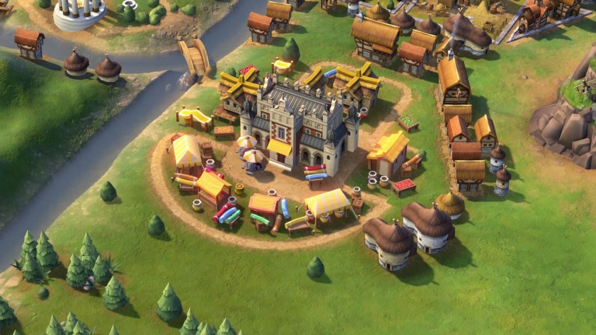 Screenshot 6 - Sid Meier's Civilization VI - Poland Civilization & Scenario Pack