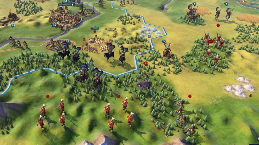 Screenshot 3 - Sid Meier's Civilization VI - Poland Civilization & Scenario Pack