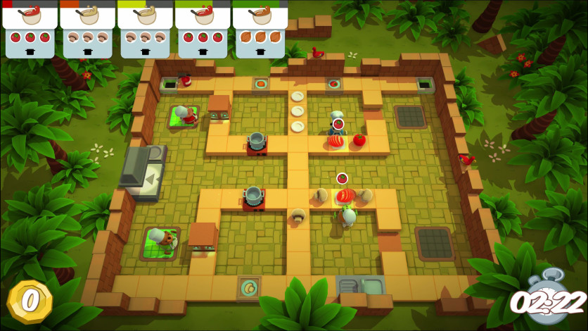Screenshot 11 - Overcooked - The Lost Morsel