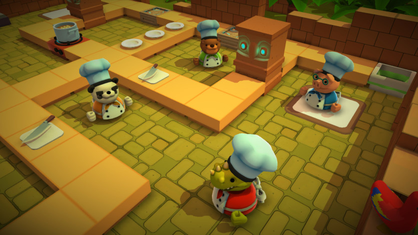 Screenshot 3 - Overcooked - The Lost Morsel
