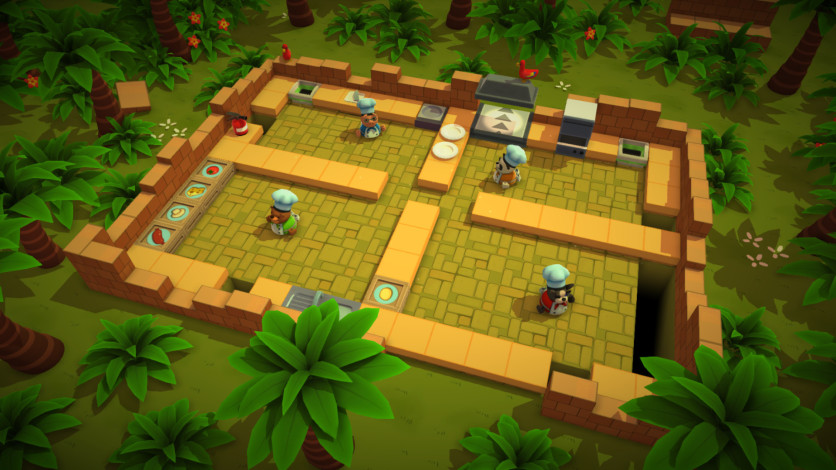 Screenshot 2 - Overcooked - The Lost Morsel