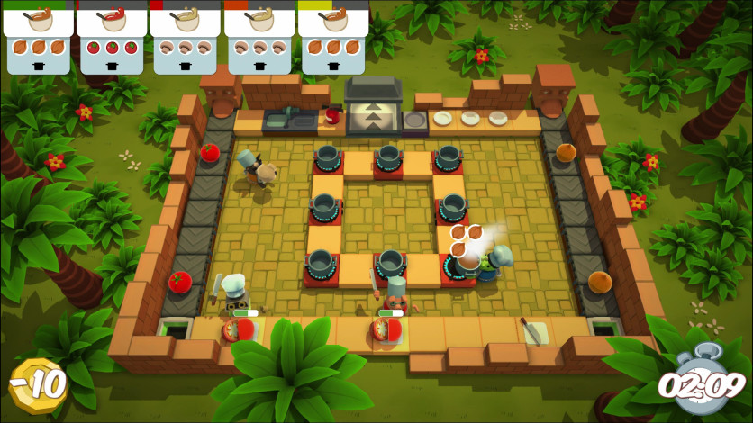 Screenshot 8 - Overcooked - The Lost Morsel