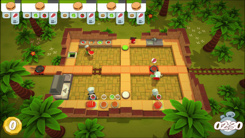 Screenshot 9 - Overcooked - The Lost Morsel