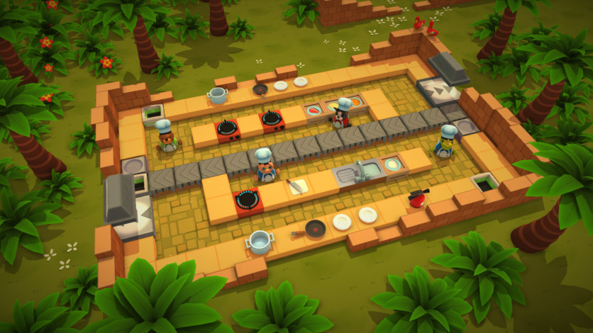 Screenshot 6 - Overcooked - The Lost Morsel