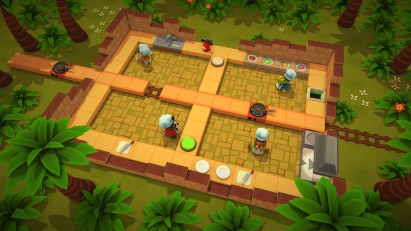 Screenshot 5 - Overcooked - The Lost Morsel
