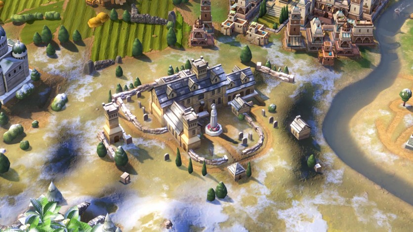 Screenshot 2 - Sid Meier's Civilization VI - Vikings Scenario Pack