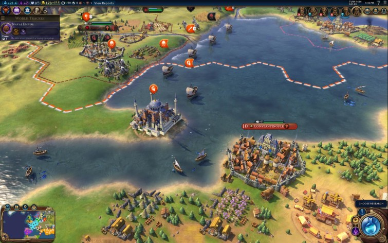 Screenshot 5 - Sid Meier's Civilization VI - Vikings Scenario Pack