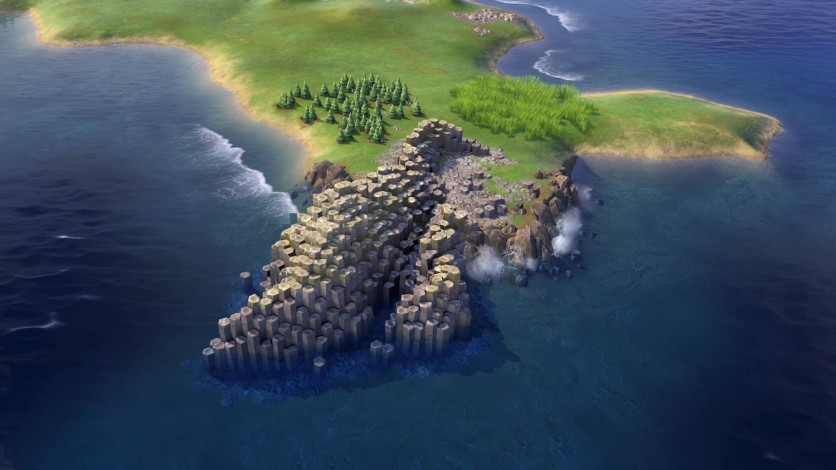 Screenshot 1 - Sid Meier's Civilization VI - Vikings Scenario Pack