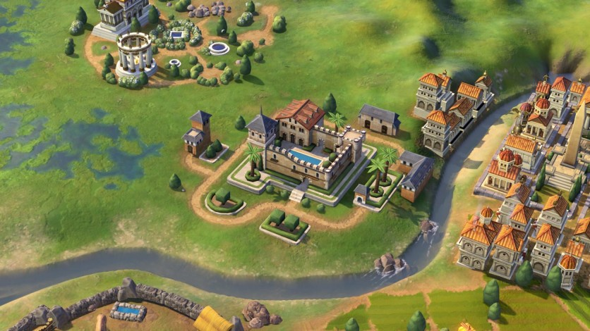 Screenshot 3 - Sid Meier's Civilization VI - Vikings Scenario Pack
