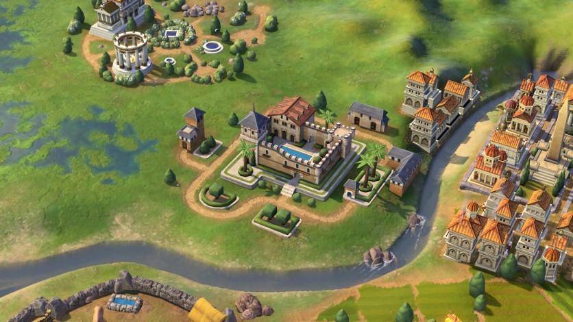 Screenshot 3 - Sid Meier's Civilization VI - Vikings Scenario Pack
