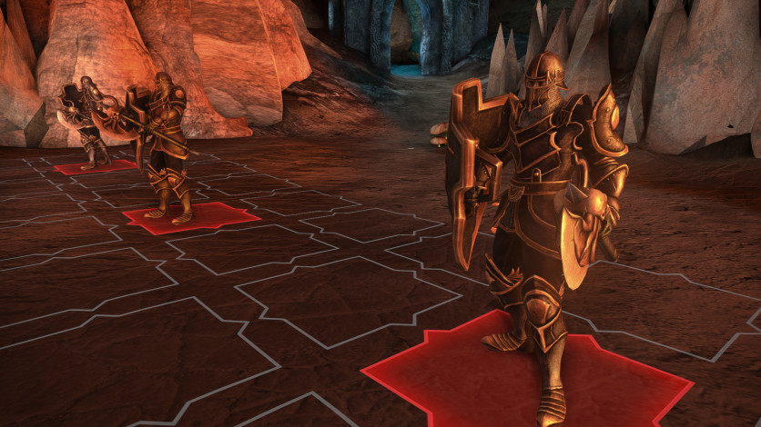 Screenshot 4 - Might & Magic Heroes VII - Trial by Fire