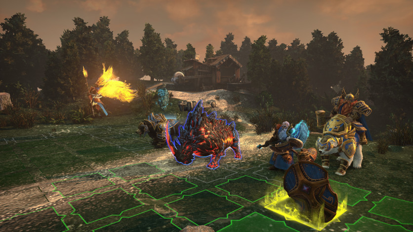 Screenshot 5 - Might & Magic Heroes VII - Trial by Fire