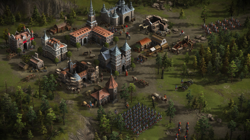 Screenshot 5 - Cossacks 3: Digital Deluxe