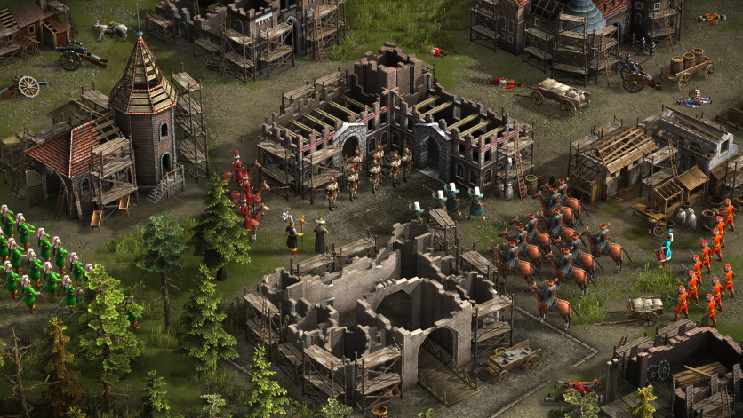 Screenshot 6 - Cossacks 3: Digital Deluxe