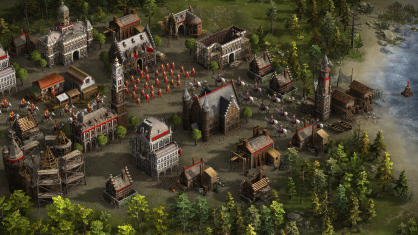 Screenshot 5 - Cossacks 3: Days of Brilliance