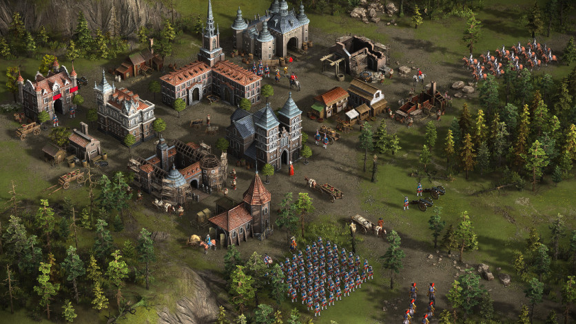 Screenshot 6 - Cossacks 3: Days of Brilliance