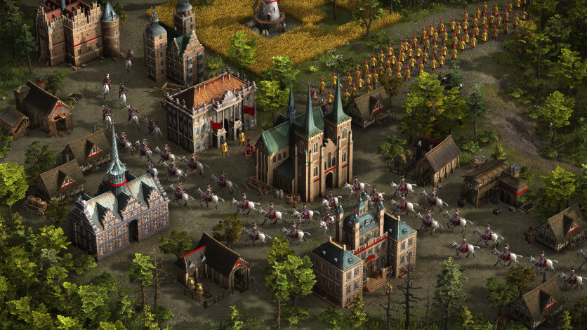 Screenshot 4 - Cossacks 3: Days of Brilliance