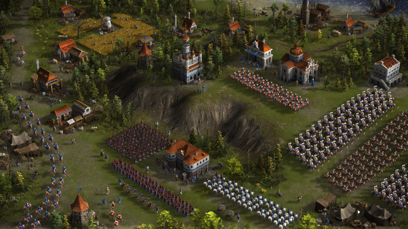 Screenshot 11 - Cossacks 3: Days of Brilliance