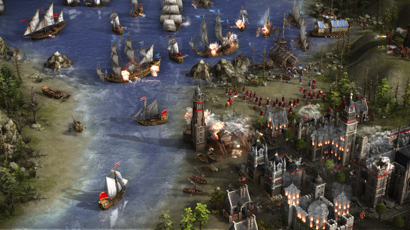 Screenshot 3 - Cossacks 3: Days of Brilliance