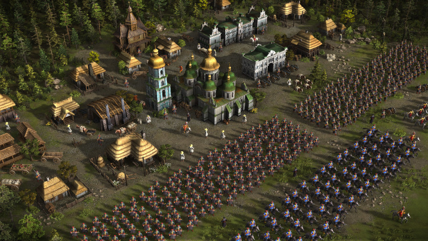 Screenshot 1 - Cossacks 3: Days of Brilliance