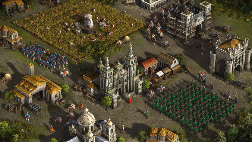 Screenshot 2 - Cossacks 3: Days of Brilliance