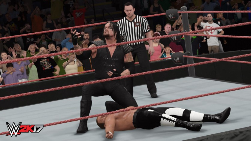 Screenshot 8 - WWE 2K17 Deluxe