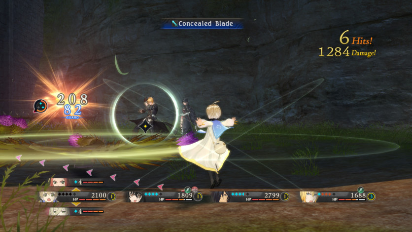 Screenshot 4 - Tales of Berseria