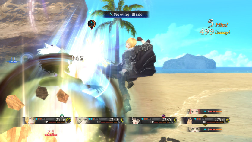 Screenshot 2 - Tales of Berseria